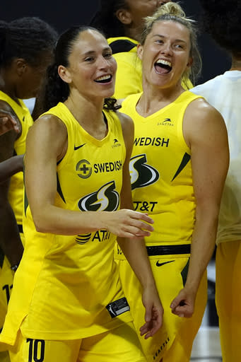 Seattle advances to second WNBA Finals in three seasons