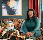 "<p>Veronica, the designer behind the colorful and cozy Casa Vilora, is based in Texas.</p><p><a href=""https://www.instagram.com/p/CA-XVqiJ96p/"" rel=""nofollow noopener"" target=""_blank"" data-ylk=""slk:See the original post on Instagram"" class=""link rapid-noclick-resp"">See the original post on Instagram</a></p>"