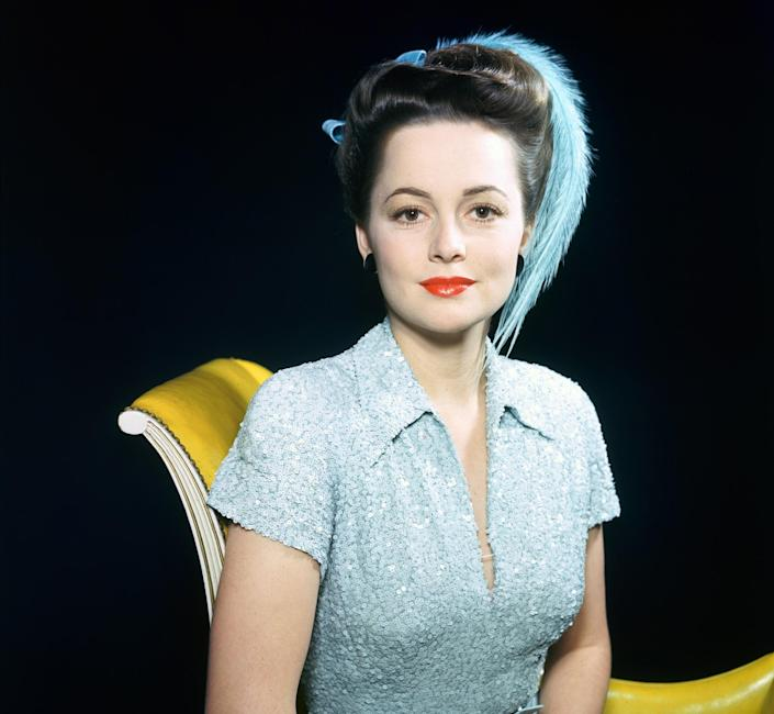 Image: Olivia De Havilland (Silver Screen Collection / Getty Images)