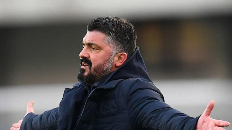 Gennaro Gattuso | Alessandro Sabattini/Getty Images