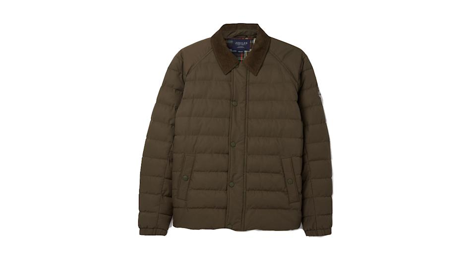 Bayford Padded Outer Coach Coat