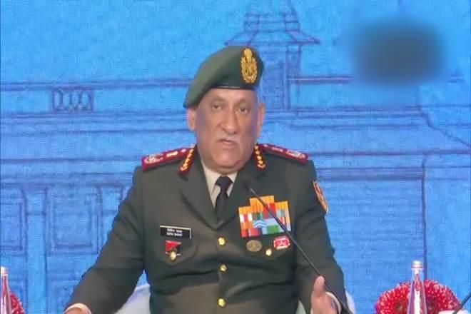 General Bipin Rawat, the outgoing Chief of the Army Staff assumed office as Independent India's first Chief of Defence Staff on 31 December 2019. (File image)
