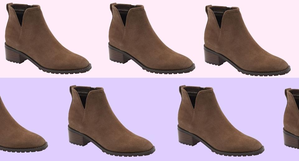 Blondo's Sawyer Waterproof Boots from Nordstrom are a must-have for fall.