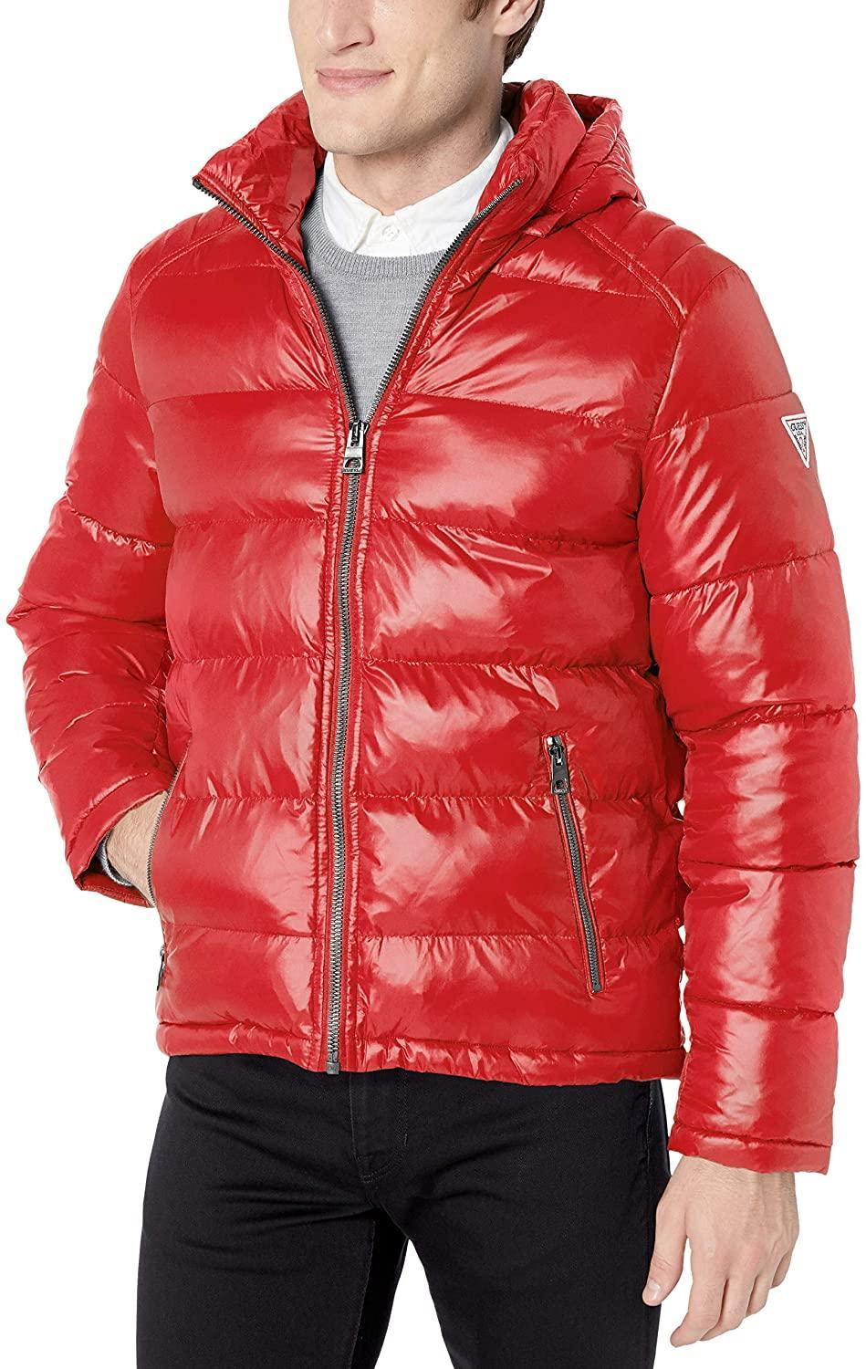 GUESS Mid-weight Puffer Jacket