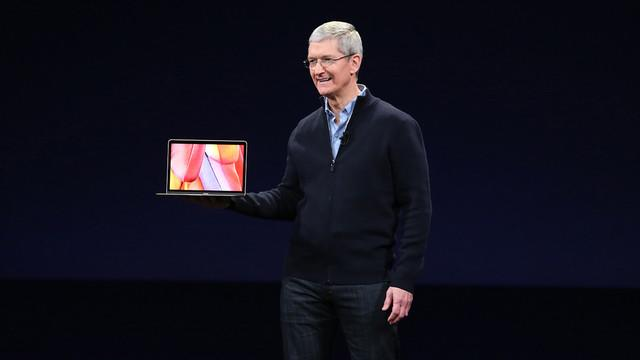 apple red charity tim cook