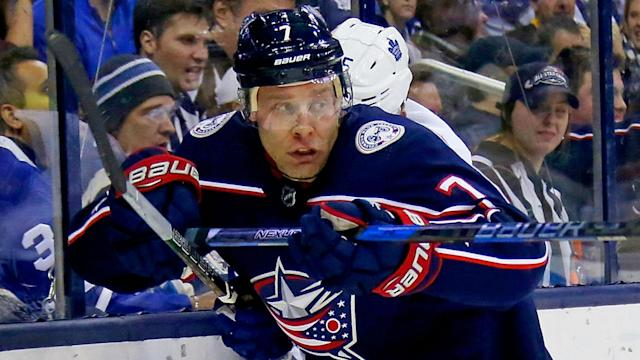 The Blue Jackets' assistant captain has asked for a trade out of Columbus, plus new rumors on the Dion Phaneuf and Oliver Ekman-Larsson fronts.