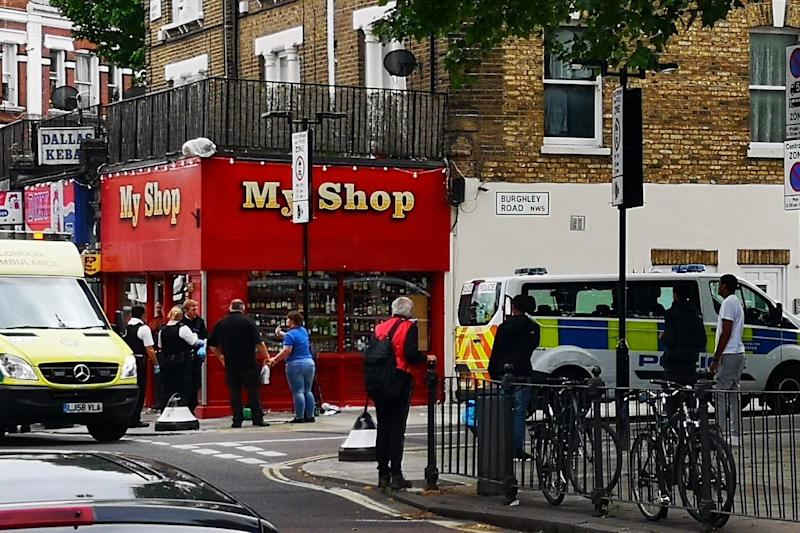 Teen, 15, stabbed in face in Tufnell Park as spate of violence in capital continues