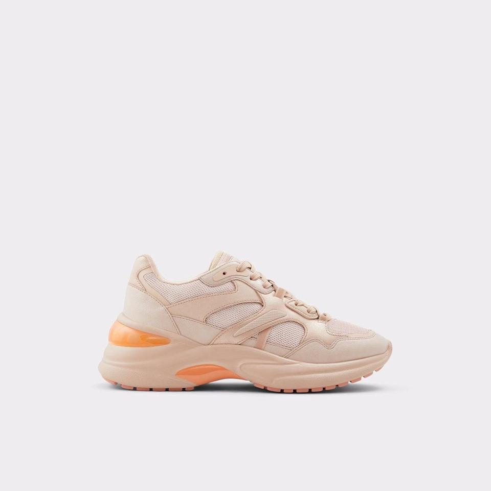 <p><span>Aldo's Koisa</span> ($85) sneakers are as comfortable as they are stylish.</p>