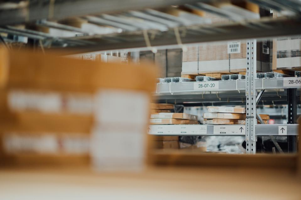 Demand for warehouses has skyrocketed as retailers look to expand their online setups.  (CHUTTERSNAP/Unsplash)