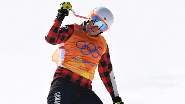 Canadian ski cross athlete David Duncan, his wife, and a Canadian skiing official were arrested early on Saturday in Pyeongchang.