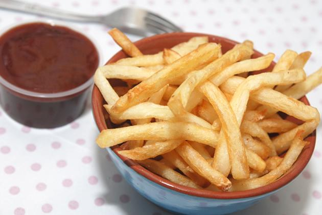 Recipe: How To Make The Best Fast Food Fries