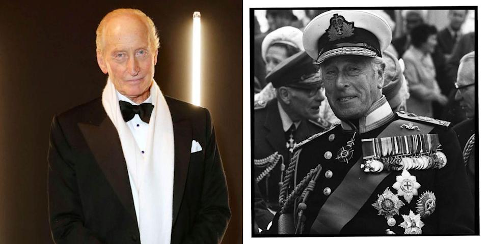 <p><strong>Who plays Lord Mountbatten in</strong><strong> The Crown seasons 3 and 4?</strong></p><p><strong>Charles Dance</strong><strong>: </strong>Dance is one of the UK's most notable actors having starred in everything from Game of Thrones to The Witcher to films like The Imitation Game, Me Before You and Johnny English.<strong><br></strong><br></p>