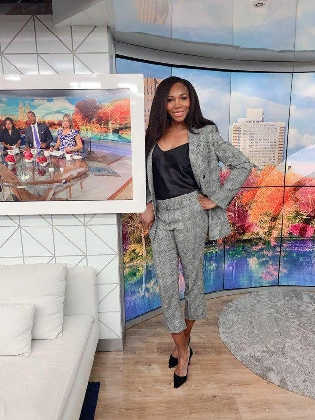 venus williams at today show