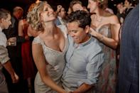 """<p>75 guests joined Tiffany and Nancy at a Minnesota brewery in 2016. Attendees danced to bluegrass and '90s club hits. """"Maybe I'm a jerk for saying this, but marriage isn't hard. There are hard things that have happened to us as a couple, hard arguments we've had, and hard decisions we've had to make. But loving her isn't difficult...it's the easiest, most instinctive thing in the world, like breathing. Everything else is just problem solving together,"""" Tiffany said.</p>"""