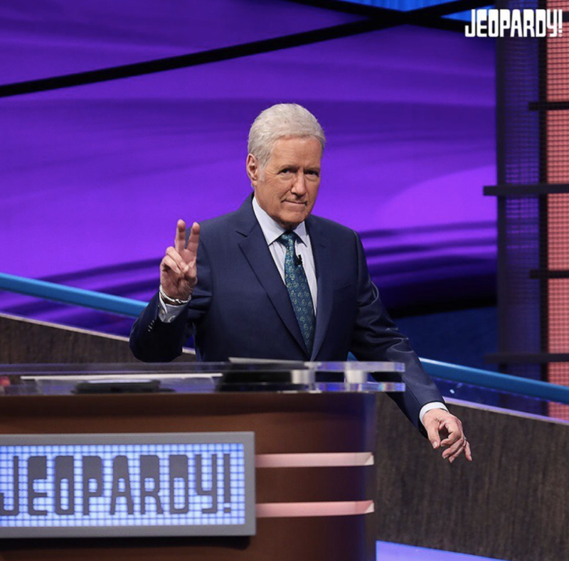 Alex Trebek (Photo: Jeopardy! via Instagram)