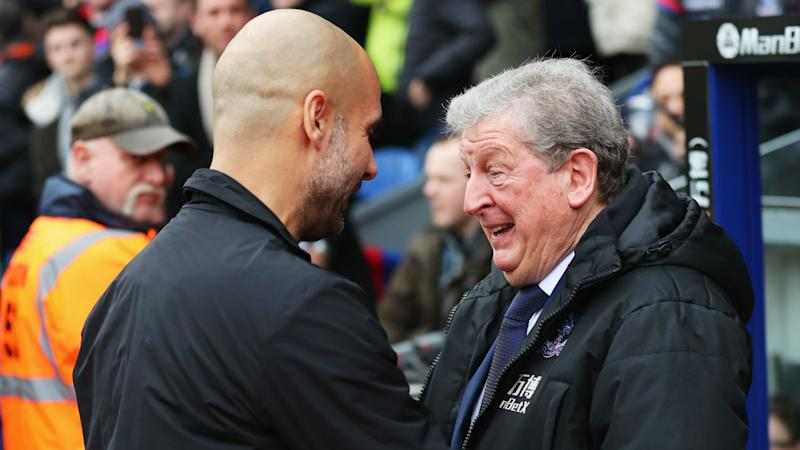 'It's impossible' - Guardiola admits there is 'no way' he'll match Hodgson's longevity