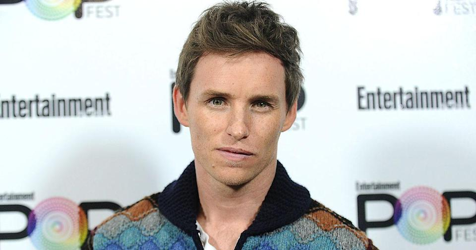 """Eddie Redmayne has opened up about his nerves surrounding """"Fantastic Beasts and Where to Find Them"""" and we get it"""