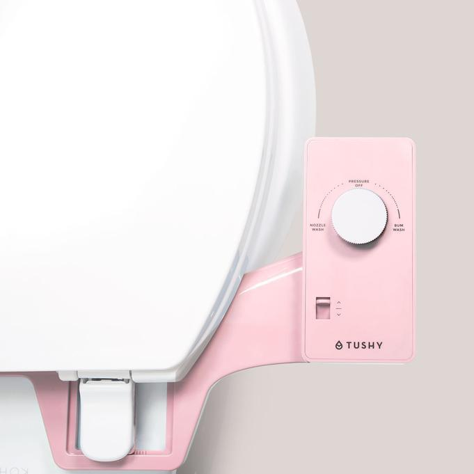 Goop recommends buying a clip-on bidet for friends this festive season [Photo: Tushy]