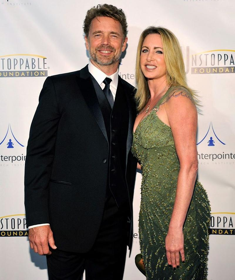 Actor John Schneider out of jail in alimony dispute