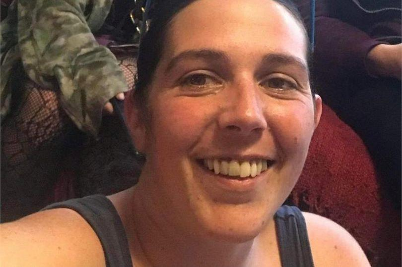 Lorraine Cox was killed in Exeter city centre in August 2020, prosecutors have said. (Devon and Cornwall Police/SWNS)
