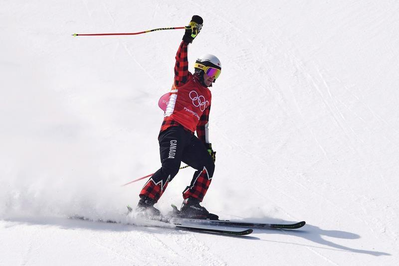 Drury leads host Canadian ski cross team into chilly World Cup at Nakiska