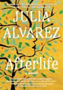"""<p><strong>Julia Alvarez</strong></p><p>bookshop.org</p><p><strong>$23.87</strong></p><p><a href=""""https://go.redirectingat.com?id=74968X1596630&url=https%3A%2F%2Fbookshop.org%2Fbooks%2Fafterlife-9781643750255%2F9781643750255&sref=https%3A%2F%2Fwww.goodhousekeeping.com%2Flife%2Fentertainment%2Fg33831936%2Fbooks-by-latinx-authors%2F"""" rel=""""nofollow noopener"""" target=""""_blank"""" data-ylk=""""slk:Shop Now"""" class=""""link rapid-noclick-resp"""">Shop Now</a></p><p>Antonia Vega is having a hard time: Just after she retires from her teaching job, her husband dies unexpectedly, her sister mysteriously disappears, and an undocumented, pregnant teen shows up on her doorstep. Fall into this story as a woman who's always sought solace in stories has to contend with very real-world problems without any of her usual supports.</p>"""