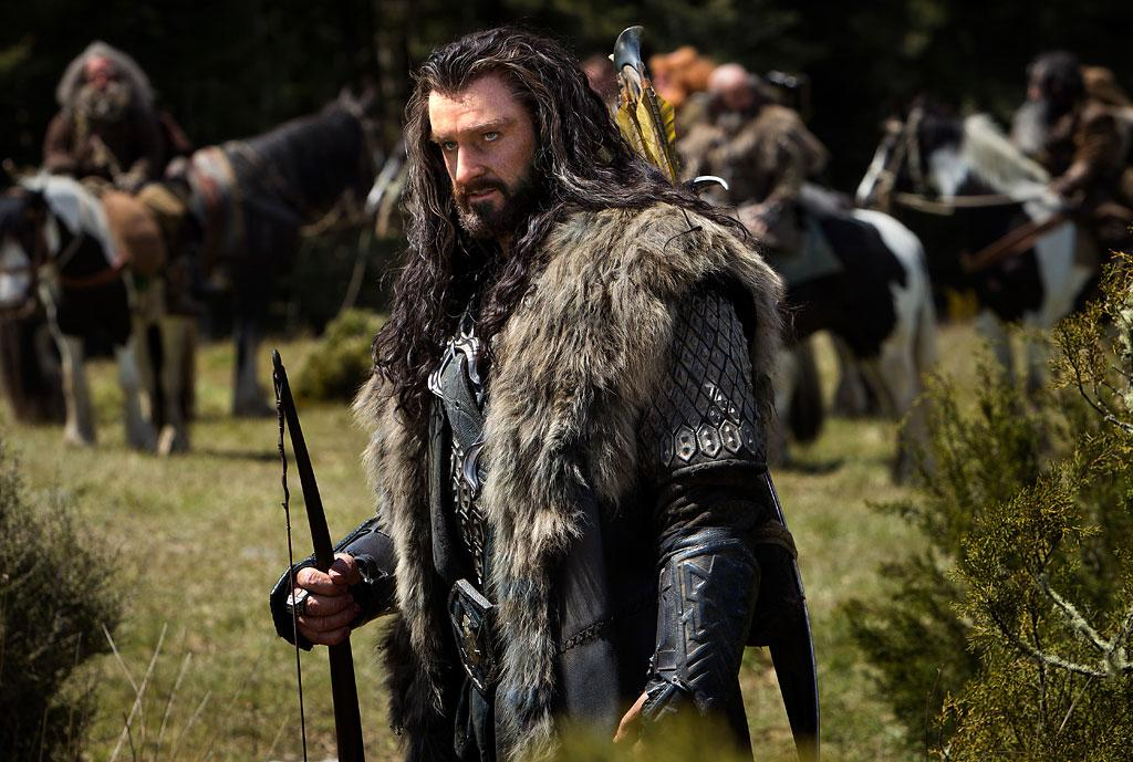 """Richard Armitage in New Line Cinema's """"The Hobbit: An Unexpected Journey"""" - 2012"""