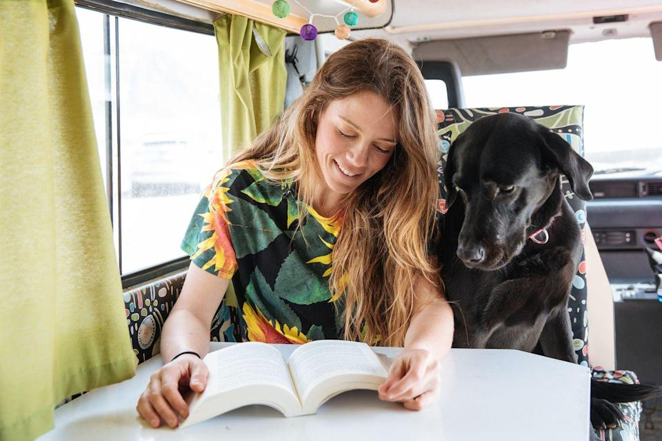 "<p>If your pups are coming on the road with you this summer, there are considerations you'll need to make to keep them safe. ""You can imagine that not a lot of people are leaving their pets at home after being with them a lot more in the recent months,"" says Rob Jackson, chief pet protector at Healthy Paws. ""On top of that, pet parents are hesitant to bring in a dog sitter or even send their pet to a kennel due to the potential risks of coronavirus."" </p><p>He recommends getting your pet used to traveling ahead of time. ""Practice trips will help desensitize them to the car and alert you to any motion sickness or anxiety that vets can help manage before your trip,"" he says. </p><p>And remember—social distancing applies to your pets as well. ""Keep them away from pets outside of your household, keep six feet apart and monitor for any coronavirus symptoms,"" he says.</p>"