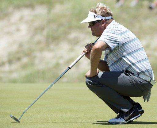 Carl Pettersson is chasing his first major championship title