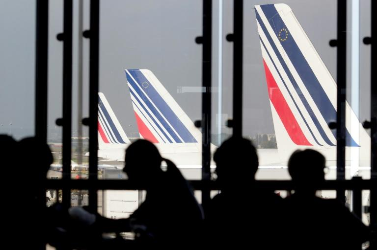Air France Flights Cancelled Due To Staff Strike