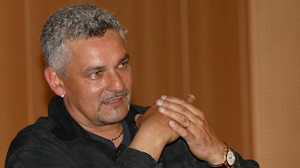 Roberto Baggio | Vittorio Zunino Celotto/Getty Images