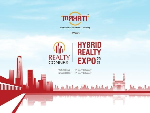 Realty Connex is being organized by Mahati Market Essentialz.