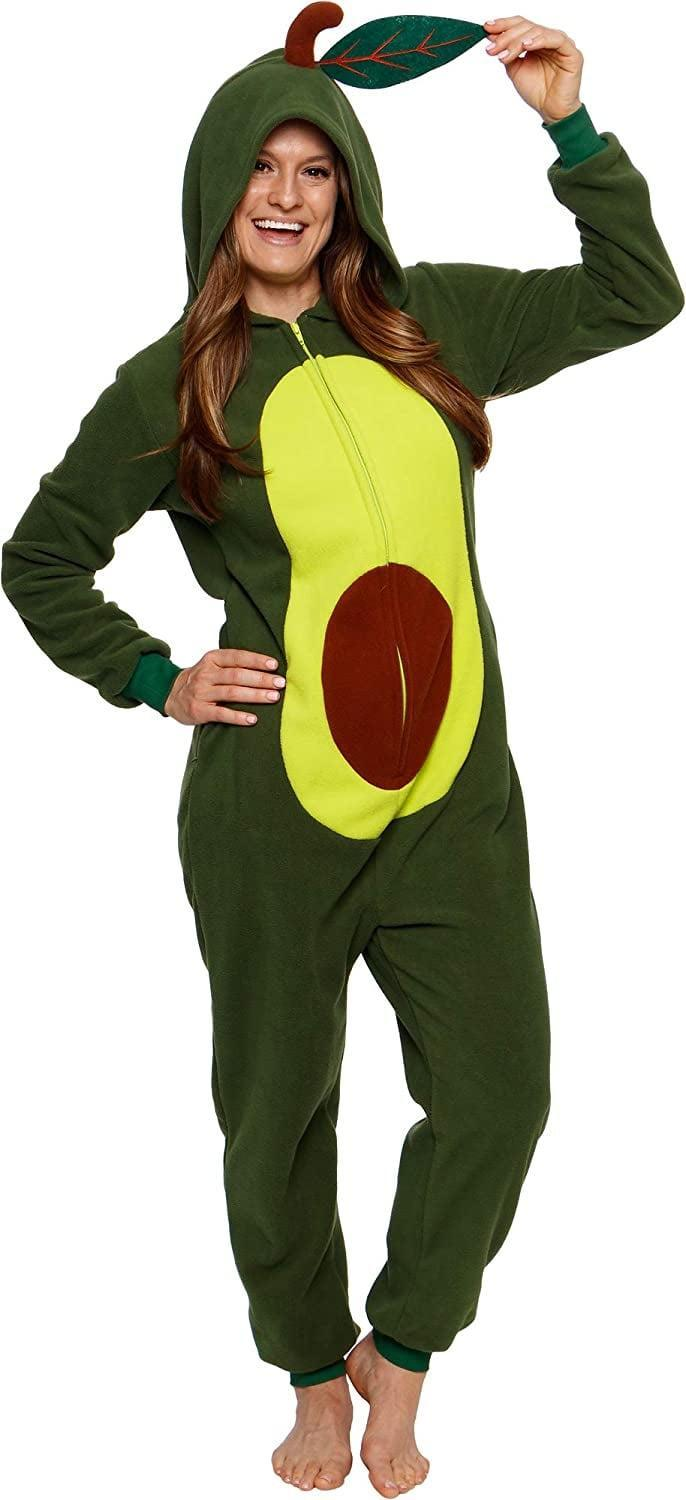 <p>We all know someone who needs this <span>Silver Lilly Avocado One-Piece Costume</span> ($40).</p>