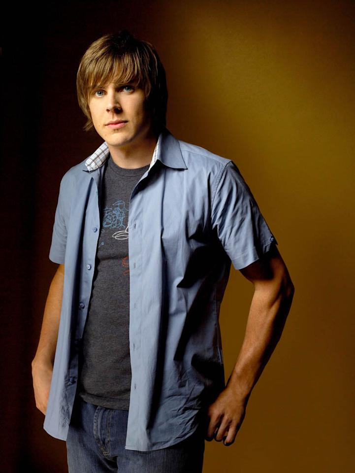 "Chris Lowell in ""Veronica Mars"" Season 3."