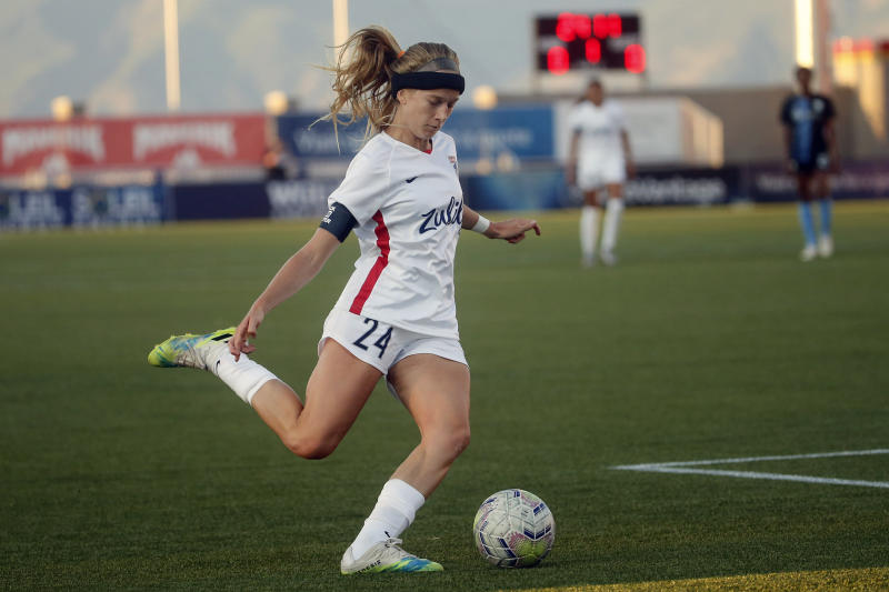 Reign's Bethany Balcer aims to build on rookie NWSL season