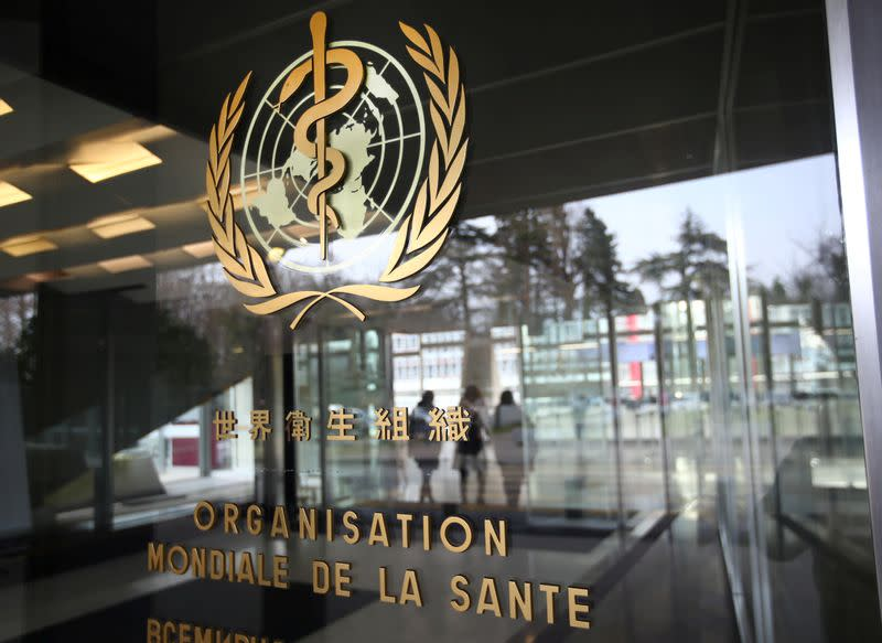 China in talks with WHO over assessing its COVID-19 ...