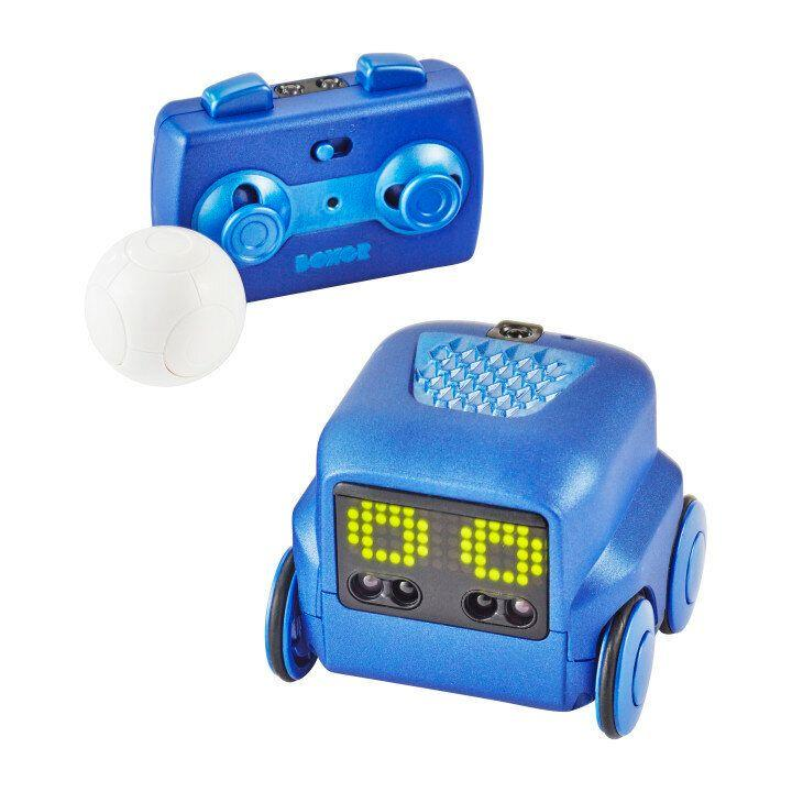 "Big on personality and interactive fun, the Spin Master Boxer robot arrives ready to play right out of the box.&nbsp;<strong>Ages:</strong> 5+&nbsp;<strong>Get it at:</strong> <a href=""https://www.marshalls.ca/en"" target=""_blank"" rel=""noopener noreferrer"">Marshalls</a>, $39.99 (in store only)"