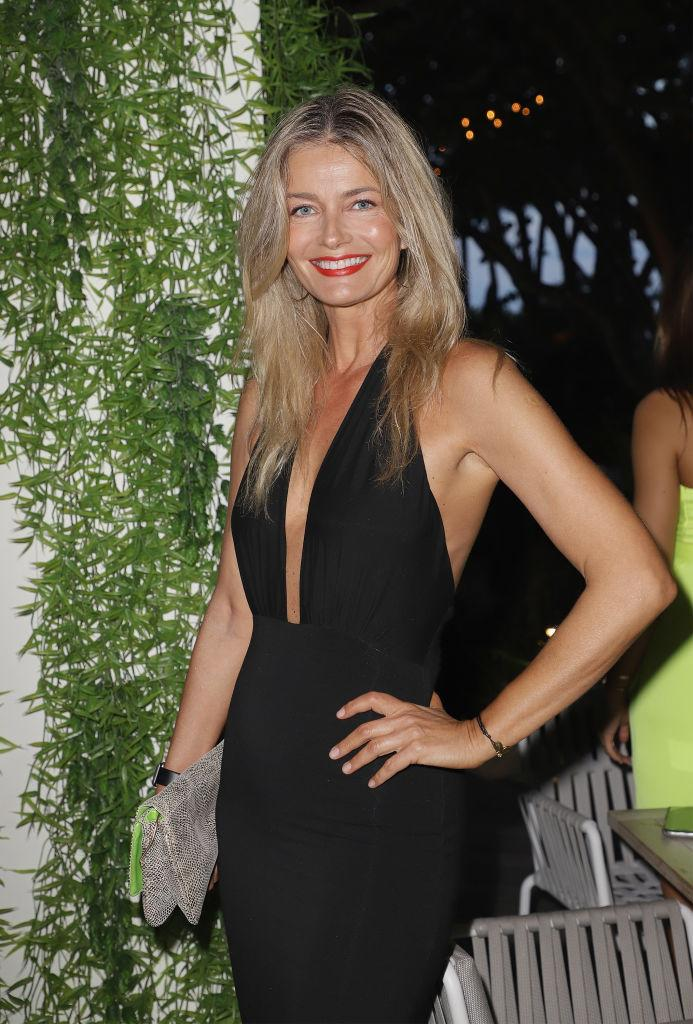 Paulina Porizkova is mourning the death of estranged husband Ric Ocasek. (Photo: John Parra/Getty Images for Sports Illustrated)