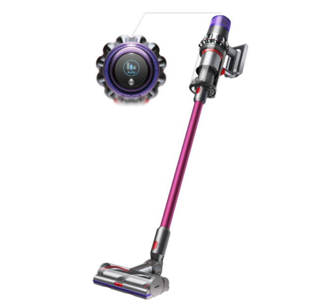 Dyson V11 Torque Drive Cordless Stick Vacuum. Image via Best Buy.