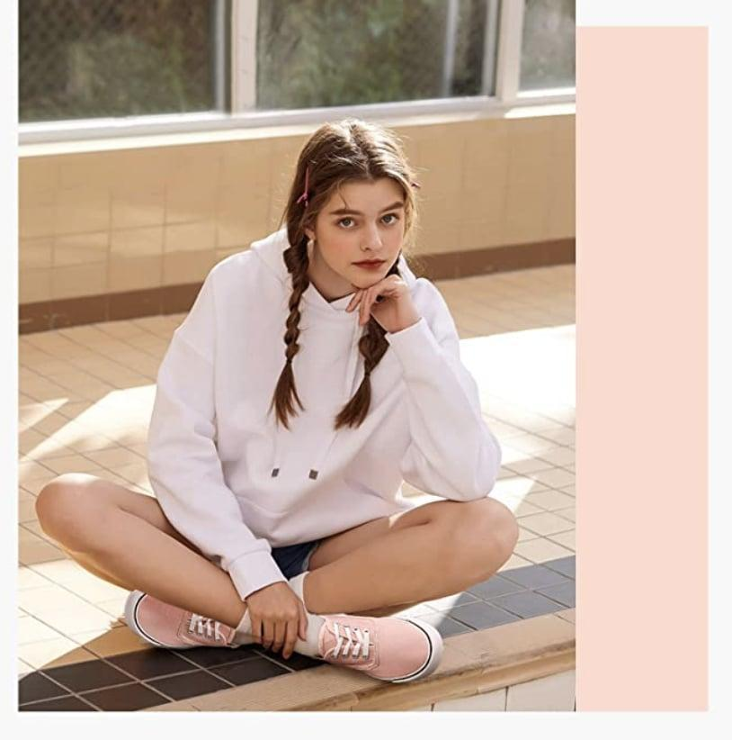<p>These pink <span>ZGR Loafer Sneakers</span> ($17 - $20) are a failsafe choice for everyday use.</p>