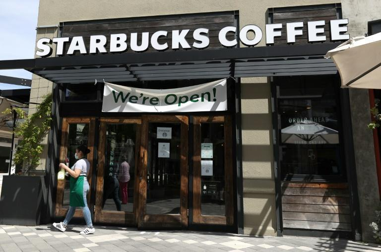 Starbucks plans to lift wages for US employees by at least 10 percent