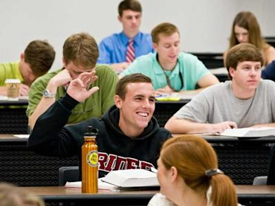 Law School Students in the Classroom 2011