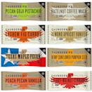 <p>Between hazelnut coffee maca and peach pecan vanilla, the flavors of these <span>Thunderbird Paleo and Vegan Snacks</span> ($20 for 8) are seriously dreamy.</p>