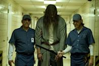 """<p>The ninth movie in the iconic <em>Halloween</em> franchise is released, produced by Rob Zombie. It's a disappointment, according to <a href=""""https://www.rottentomatoes.com/m/1179254-halloween/"""" rel=""""nofollow noopener"""" target=""""_blank"""" data-ylk=""""slk:critics"""" class=""""link rapid-noclick-resp"""">critics</a>, but fans of the original 1978 film still pack theaters to see it. </p>"""