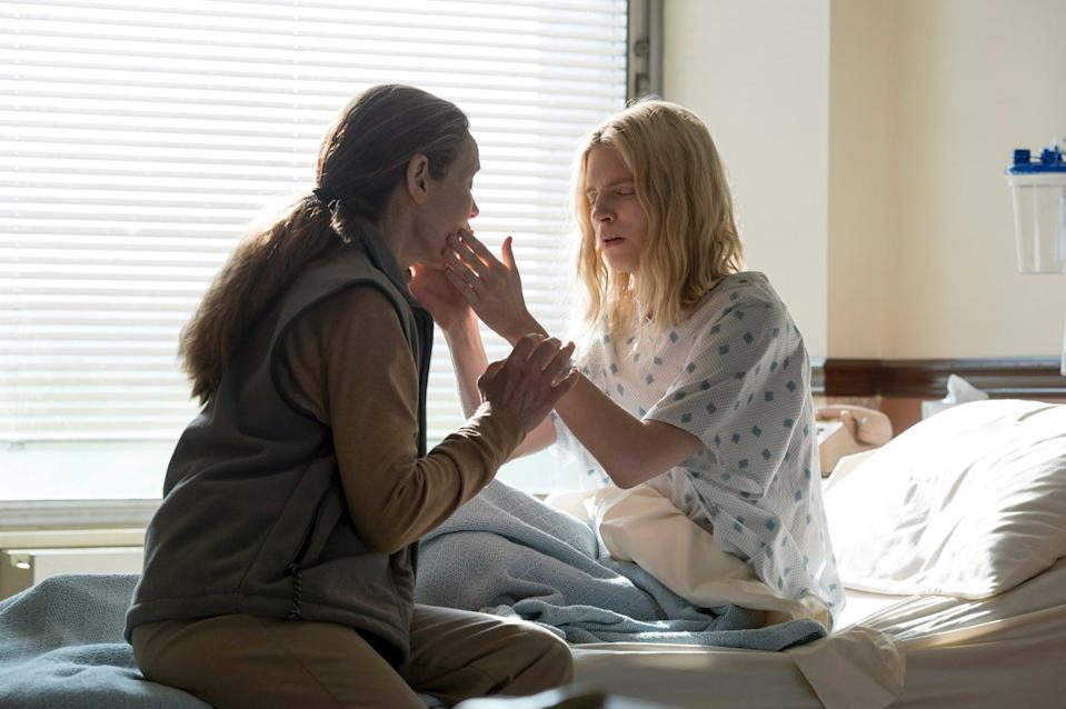 """<p>Netflix's sci-fi series follows a once-blind young woman named Prairie who reappears in her hometown after a seven-year-long abduction having regained her sight. Not only that, but she's also armed with a nearly unbelievable tale of why and how she was brutally imprisoned, which she tells piece by piece to five new friends: four very different teenagers who live in her neighborhood and one very desperate teacher (the incredible Phyllis Smith) from their high school. </p> <p><a href=""""https://www.netflix.com/title/80044950"""" class=""""link rapid-noclick-resp"""" rel=""""nofollow noopener"""" target=""""_blank"""" data-ylk=""""slk:Watch The OA on Netflix now"""">Watch <strong>The OA</strong> on Netflix now</a>.</p>"""