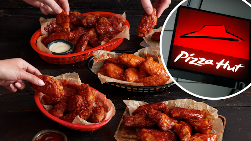Pizza Hut Is Selling 1 Wings This Week