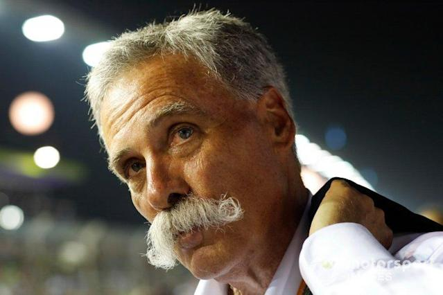 "Chase Carey, Chairman, Formula 1 <span class=""copyright"">Steven Tee / Motorsport Images</span>"