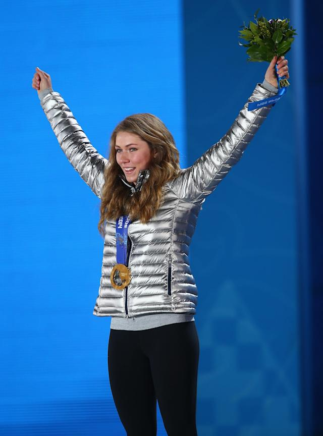 <p>Mikaela Shiffrin was just 18 years old when she took home gold in the slalom at the 2014 Olympics. Four years later, Shiffrin hasn't slowed down. She's already won a second gold medal in PyeongChang and will compete in three more events </p>