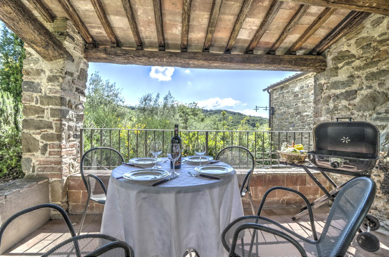 "<p>How about a romantic escape in the famous wine-growing region of Chianti? Save £116 when you book a week's self catering in the gorgeous <a rel=""nofollow"" href=""https://www.to-tuscany.com/montefienali/ilfrantoio/"">Il Frantoio At Montefienali</a> villa, based on an August 19 arrival. The cosy cottage sleeps two and has a private terrace and pool access. Seven nights self-catering from £658.<br /><i>[Photo: To Tuscany]</i> </p>"
