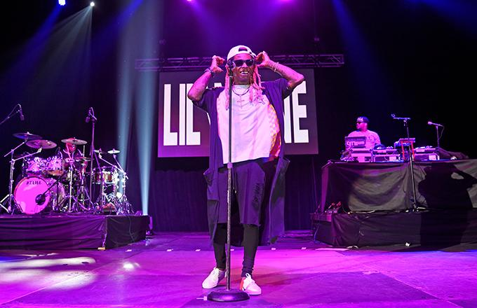 Lil Wayne's Rolling Loud Set Was Canceled Because He 'Fell Unexpectedly Ill'